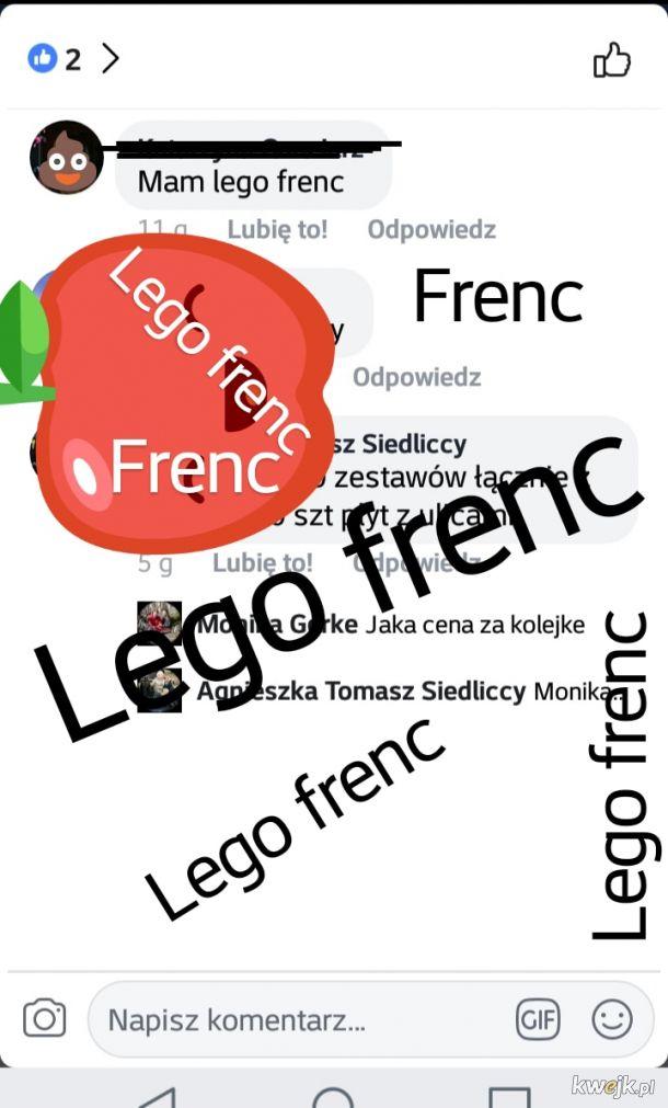 Mam lego frenc