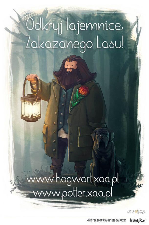 Zrzeszenie fanów Harrego Pottera! Zapisz się już dziś i dołącz do Hogwartu jak prawdziwy PotterHead!