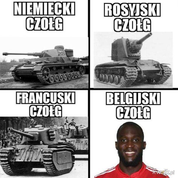 Belgijski czołg