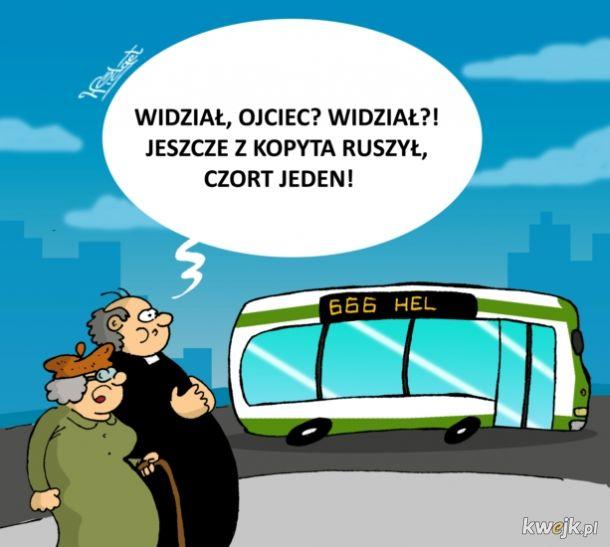 Autobus na Hel