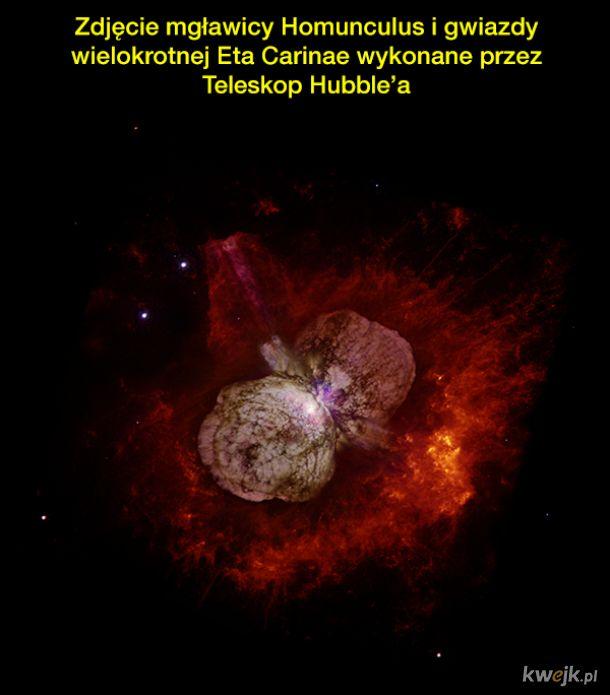 Fotografie NASA dla prawdziwych kosmicznych świrów