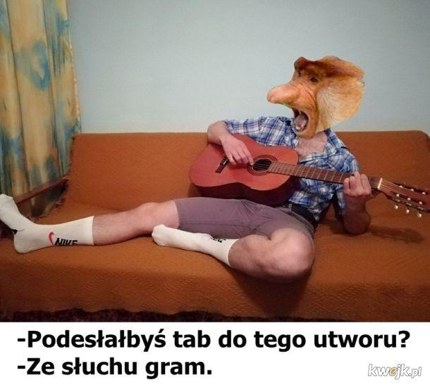 Janusz gitary