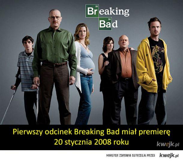 Obsada Breaking Bad spotkała się z okazji 10-lecia serialu