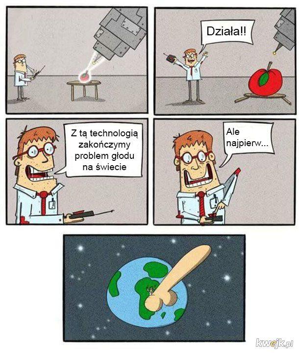Niebywała technologia