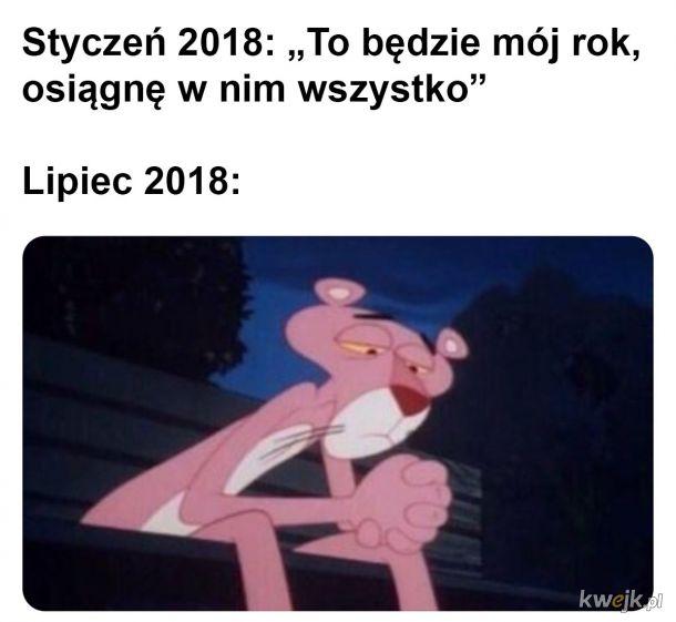 Kolejny rok w dupę
