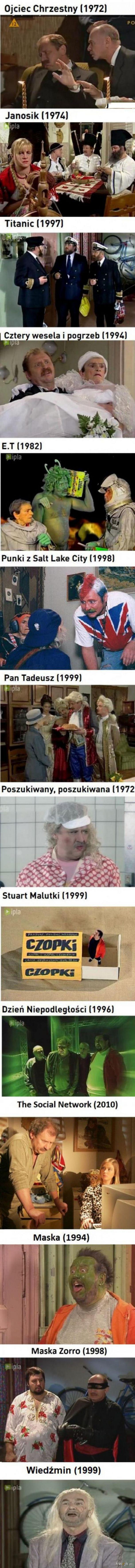 Wspaniałe polskie filmy