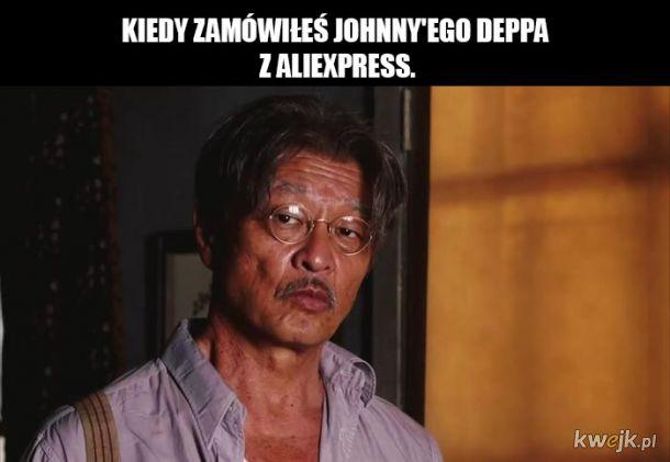 Johnnydepp Najlepsze Memy Zdjęcia Gify I Obrazki Kwejkpl