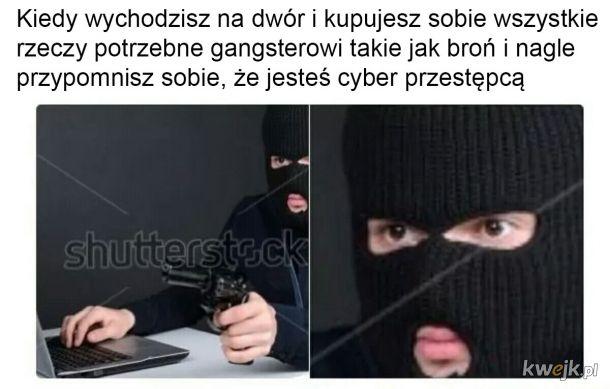 Cyber przestępca