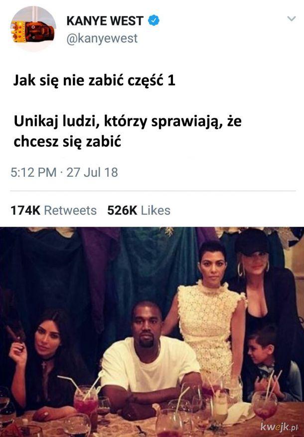 Kanye mówi jak jest