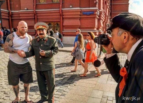 Takie rzeczy to tylko w Rosji...