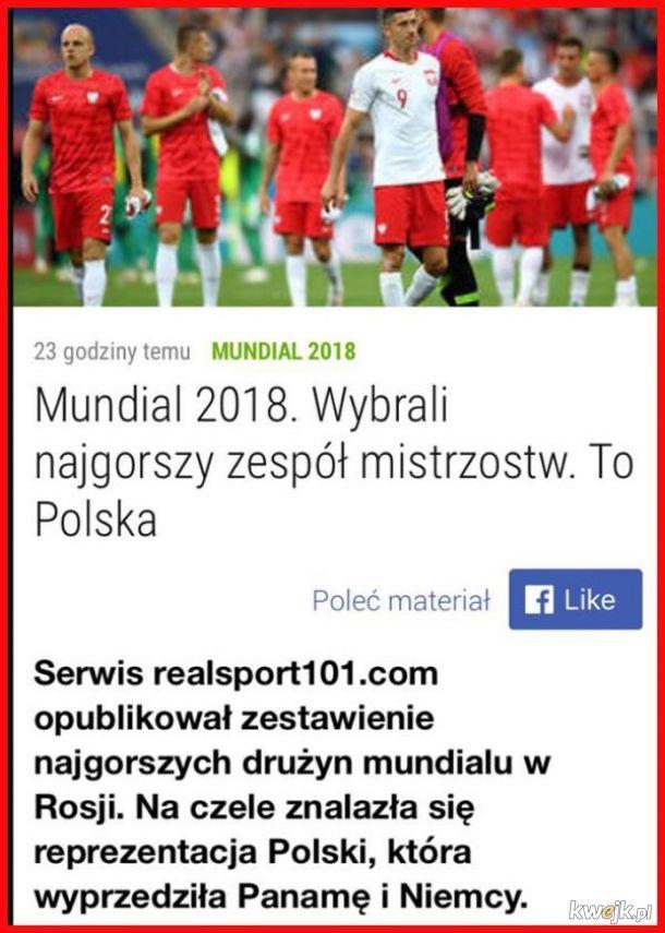 Polska wygrała