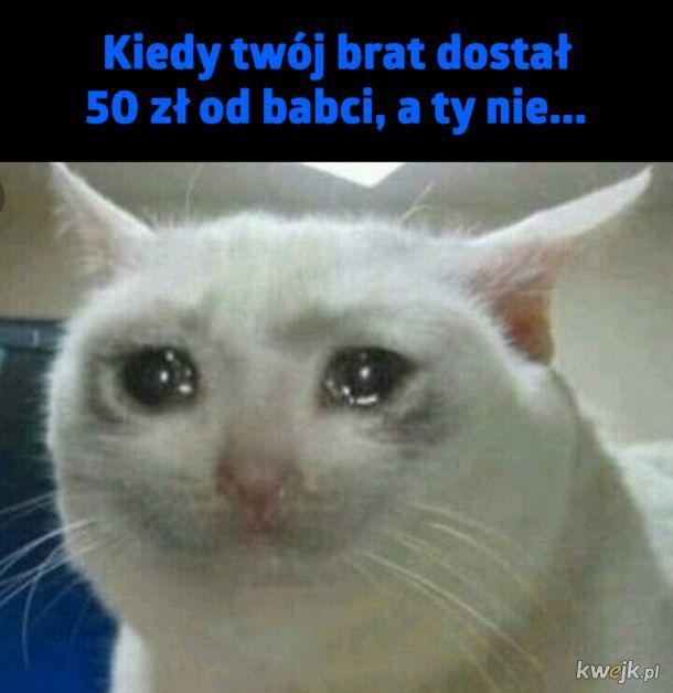 Smutek bardzo
