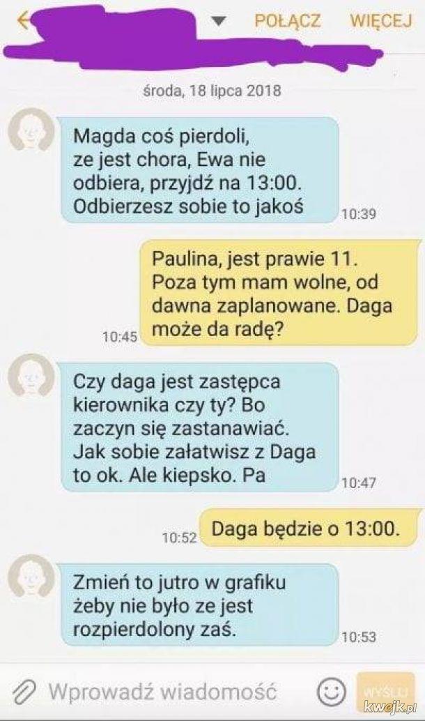 Patolo-szefowa
