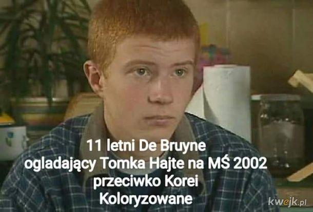 Młody De Bruyne