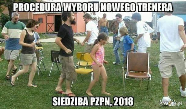 Jerzy Brzęczek trenerem Reprezentacji Polski - memy!