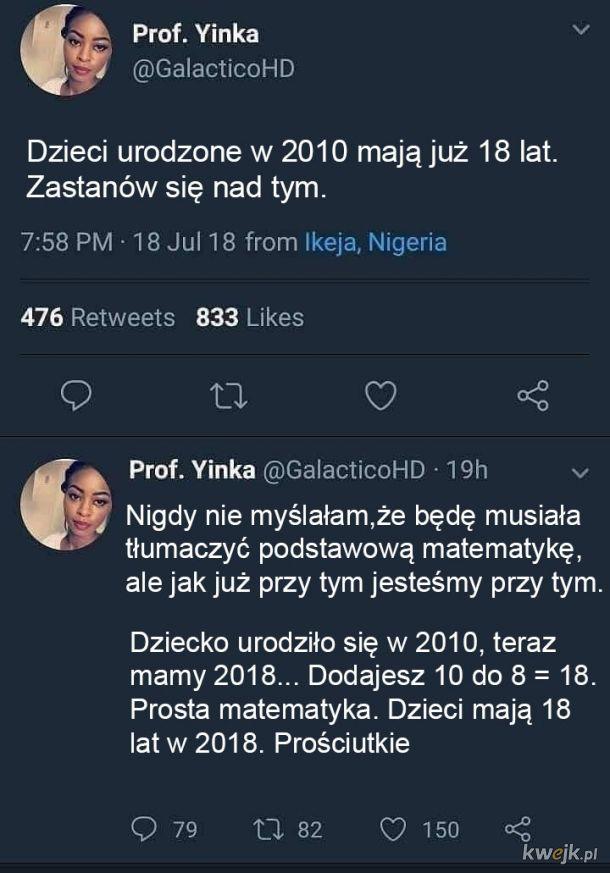 Matematyka rodem z Afryki