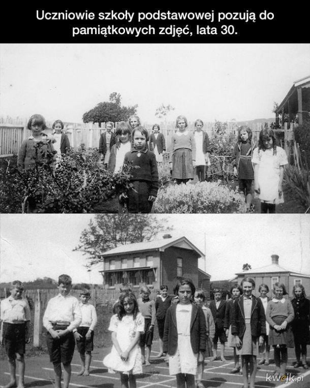 Dziwne i trochę przerażające historyczne zdjęcia