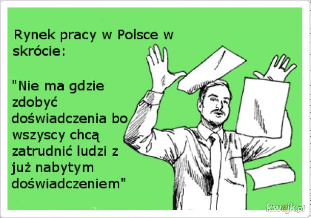 Praca w Polsca