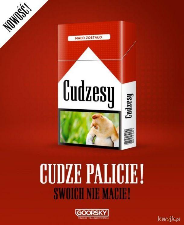 Najpopularniejsze papierosy
