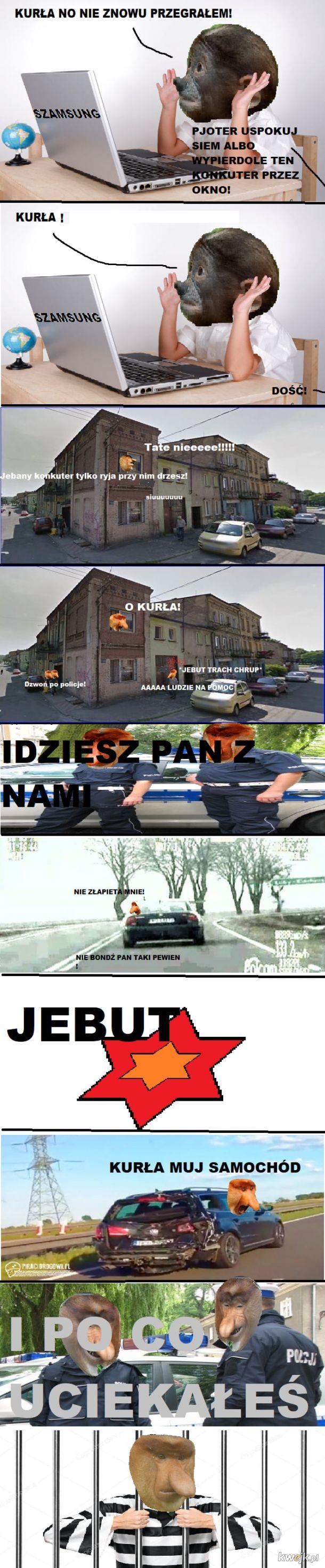 Janusz Przestępca