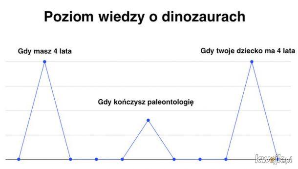 Wiedza o dinozaurach