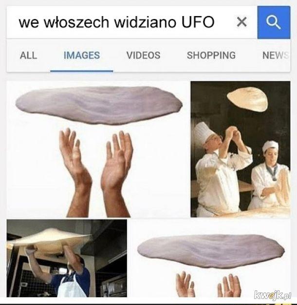 Ufo we Włoszech