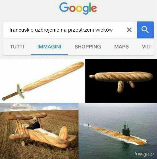 Francuskie uzbrojenie