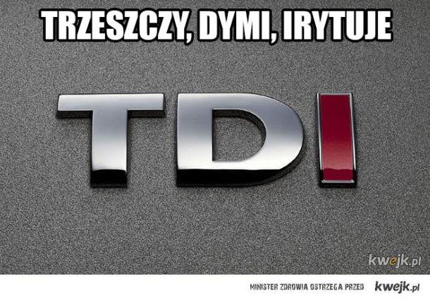 Przeklęte TDI