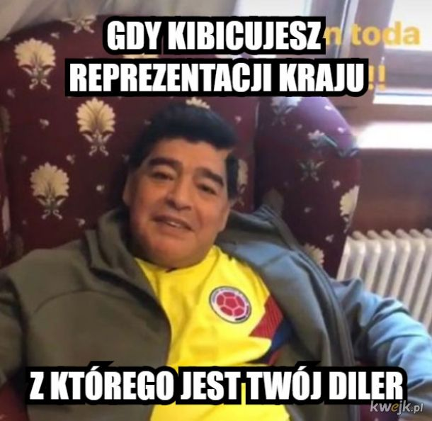 Memy po dzisiejszych meczach na Mundialu!