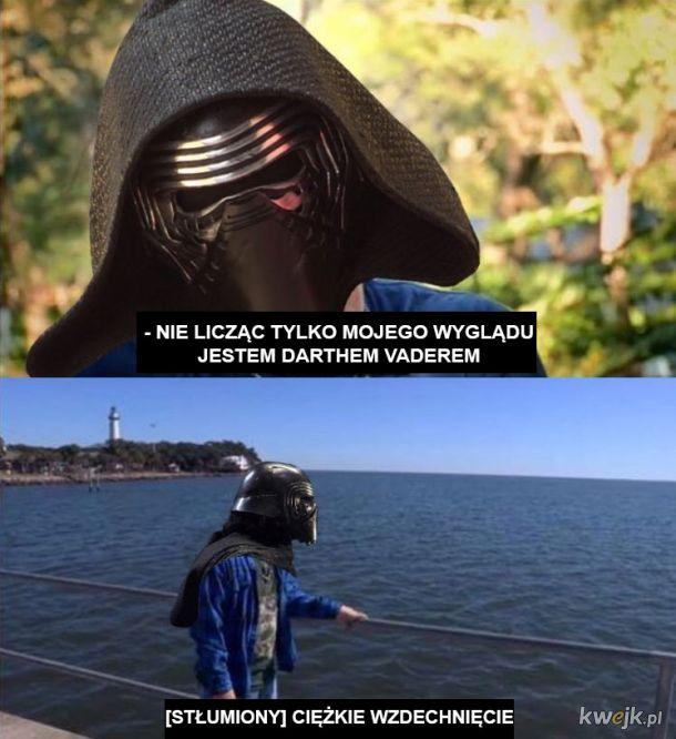 Praktycznie Darth Vader