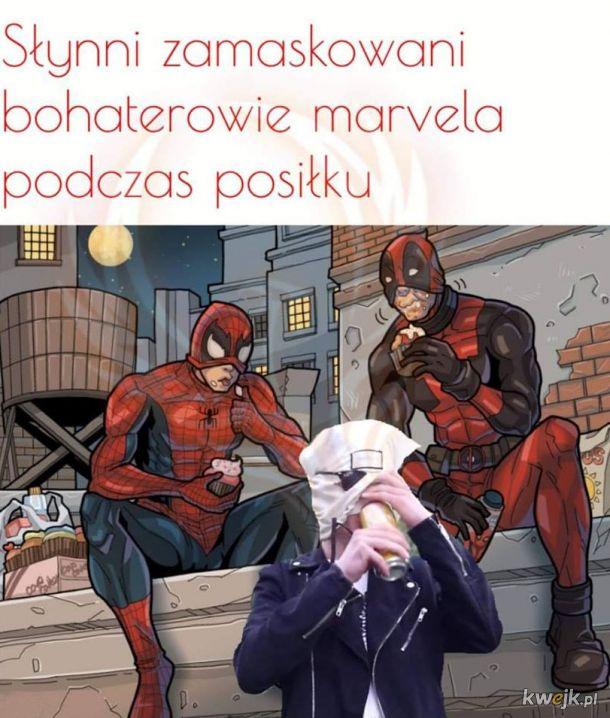 Słynni zamaskowani bohaterowie
