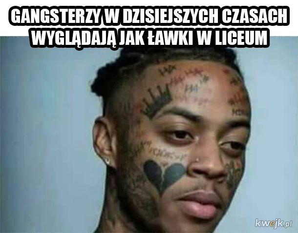 Współcześni gangsterzy