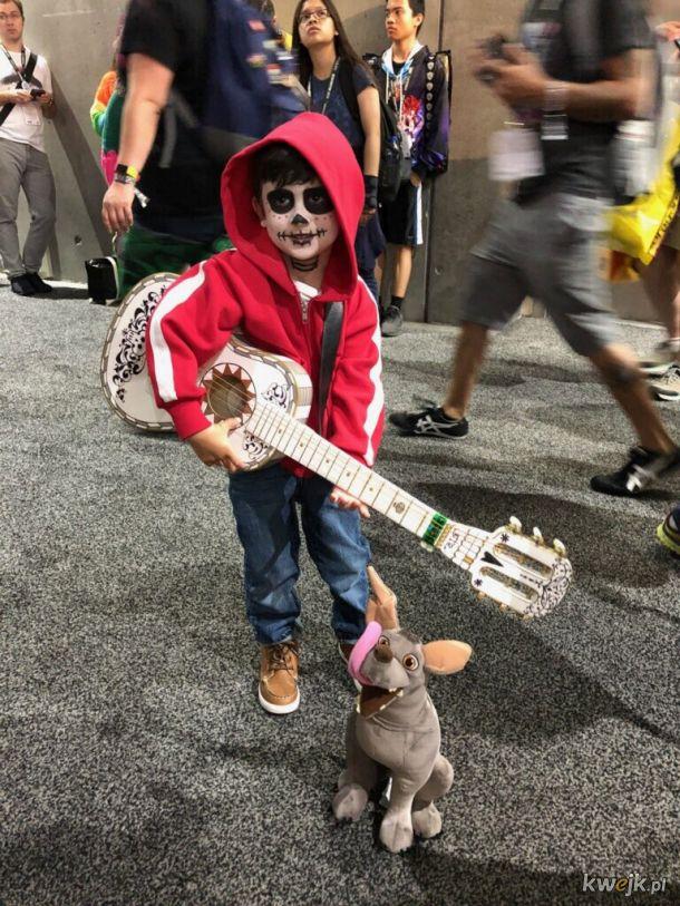 Najlepsze cosplaye z tegorocznego San Diego Comic Con