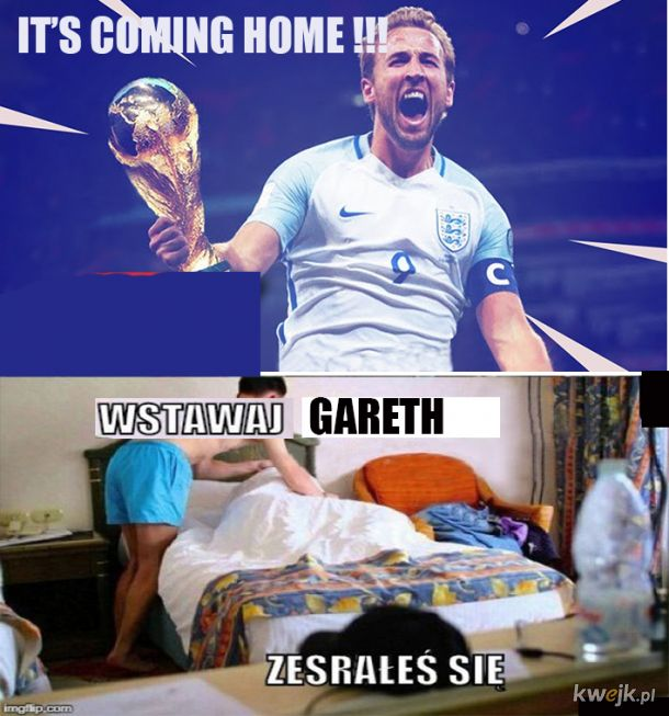Wstawaj Gareth