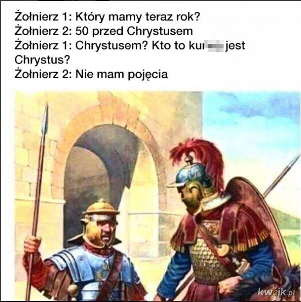 Rzymskie śmieszki