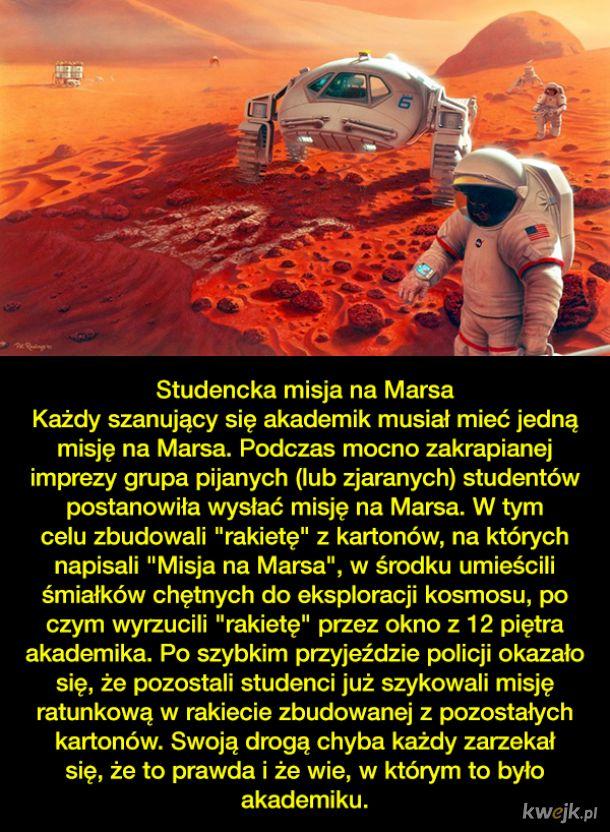 Najdziwniejsze i najpopularniejsze polskie legendy miejskie