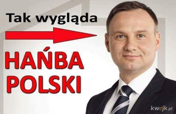 HAŃBA POLSKI