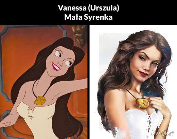 Bohaterowie bajek Disneya (i nie tylko) w bardziej ludzkiej wersji