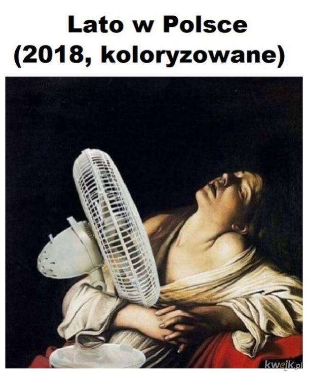 Lato w Polsce