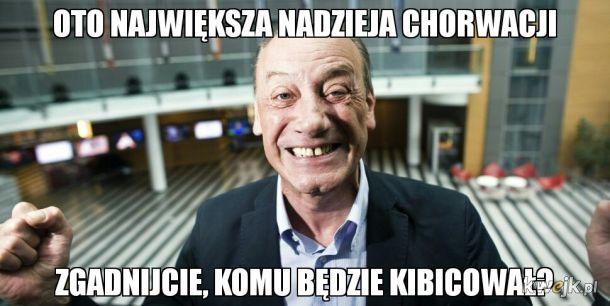 Po TVP krąży plota, że Jacek celowo zostawił go na finał... też chciałby porażki multikulti :P