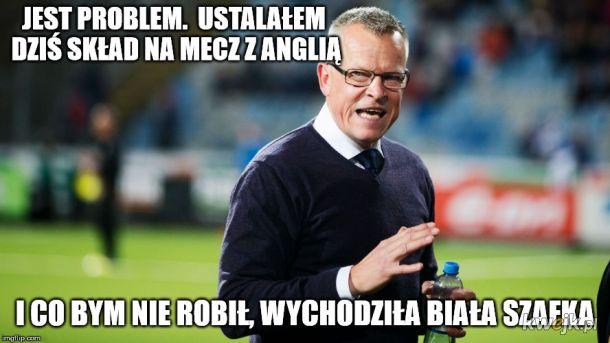 Mecz Anglia Szwecja