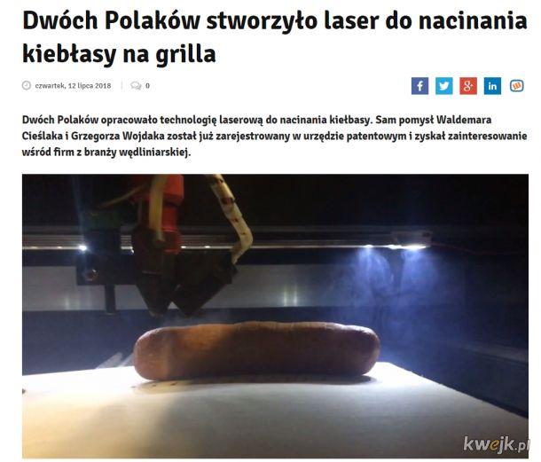 Polska, kraina innowacji