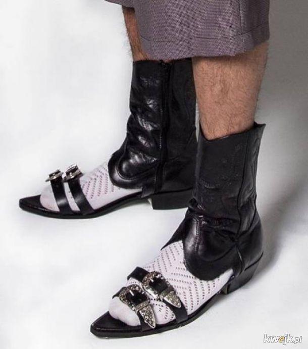 Kolekcja prawdopodobnie najgorszych butów świata