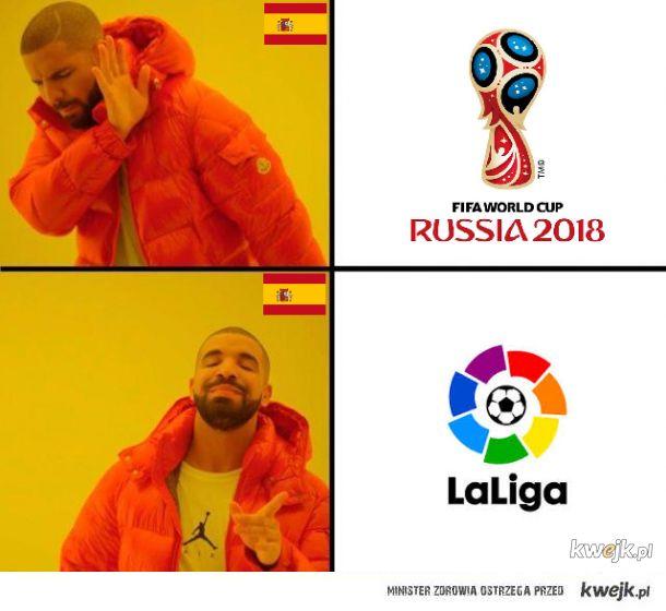 Memy po meczu Hiszpania - Rosja
