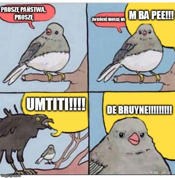 Memy po meczu Belgia vs. Francja