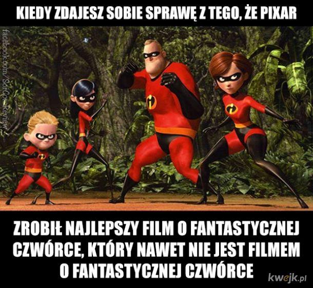 Śmieszki z Pixara