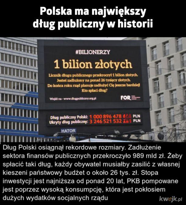 Polski dług