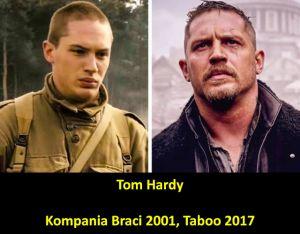 Jak zmieniali się znani aktorzy od pierwszej roli do najnowszej