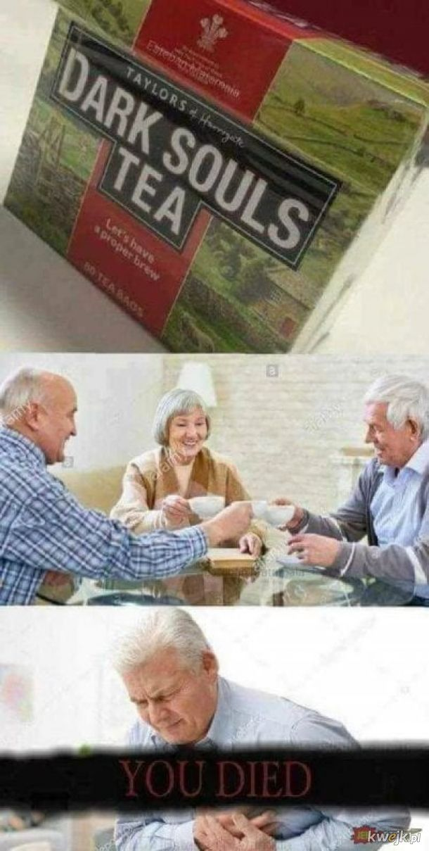 Kurde mam tą herbatę w kuchni.