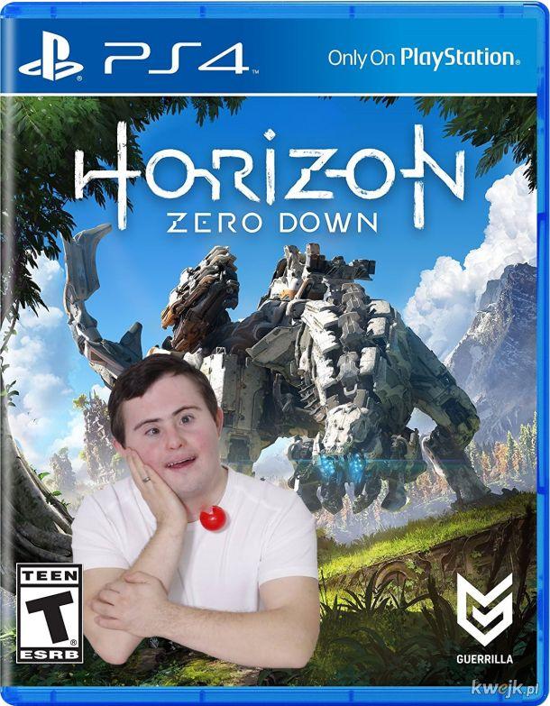 Horizon gra taka owa.